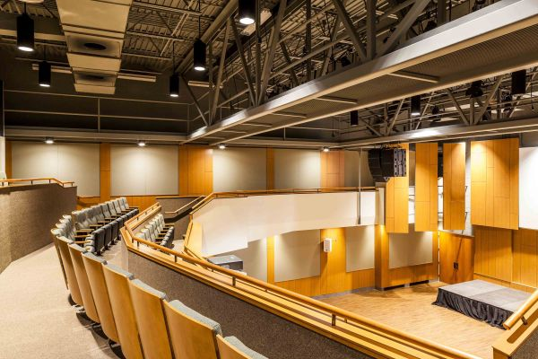 Howard Rideout Architect - Midland Cultural Centre - Rotary Hall